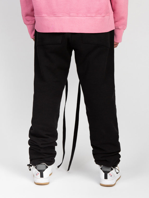 Cutler Sweatpant Full Black