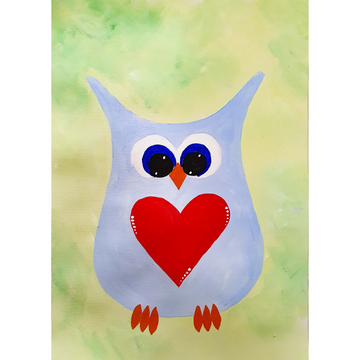 Kids Owl Kit