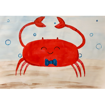 Kids First Steps Dancing Crab Kit