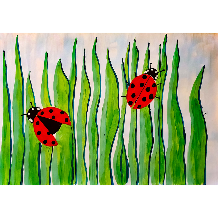 Kids Ladybugs in the Grass Kit
