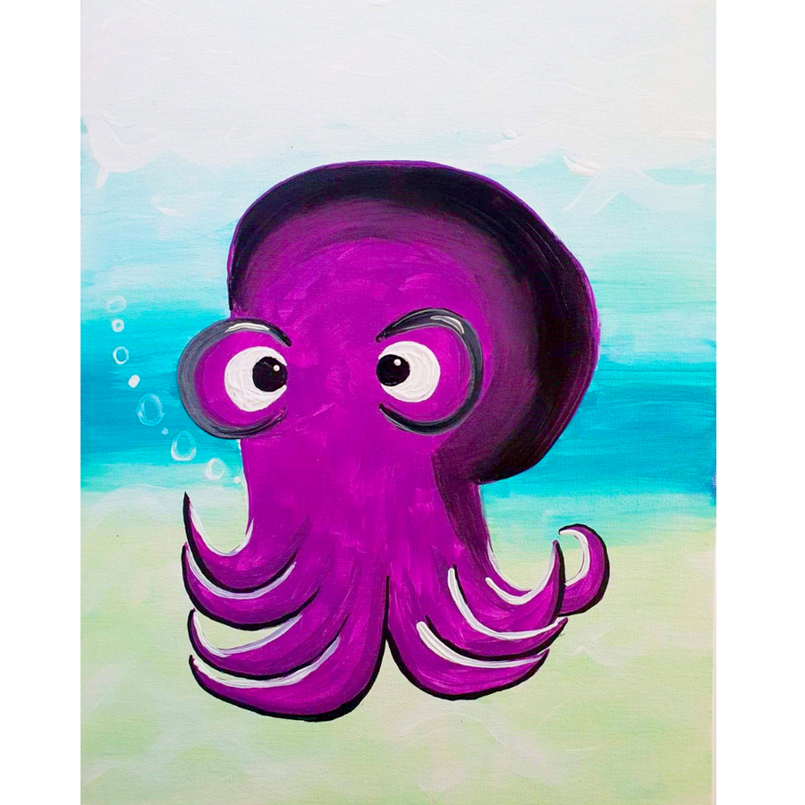 Kid's Baby Octopus Kit