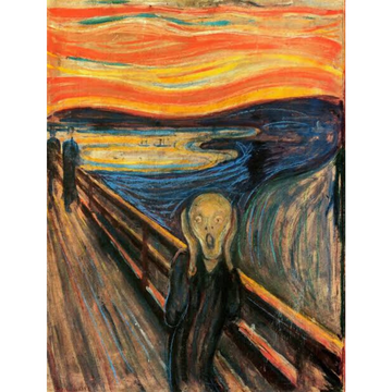 Edvard Munch's The Scream Kit
