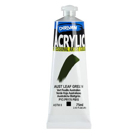 Derivan Acrylic Paint 75mL