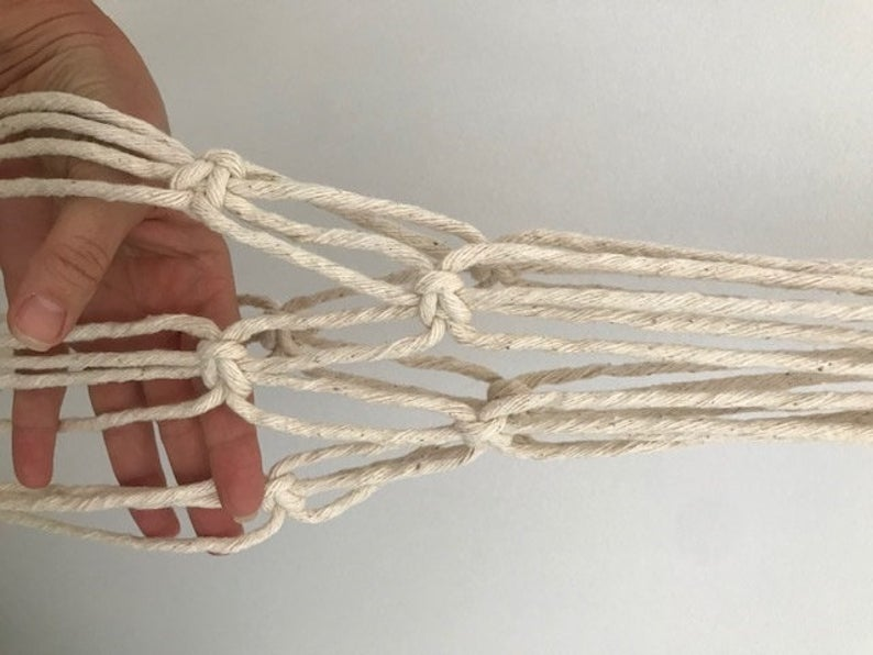 Pot Plant Holder Macrame Kit