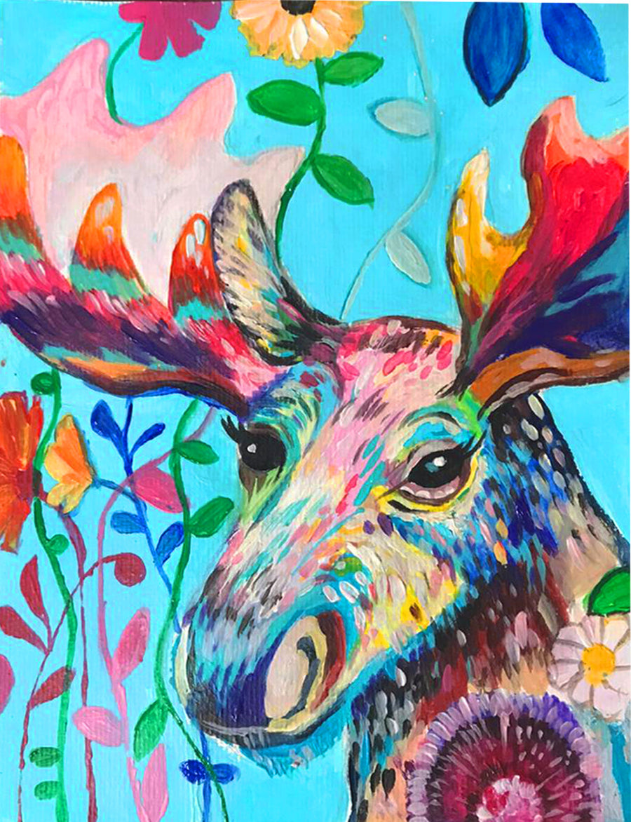PARKES - Marvellous Moose Saturday 1st May 2021 - 6PM