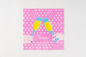 Girls Night Napkin(10枚入)