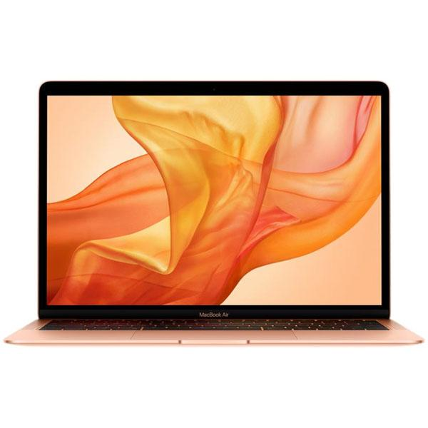 "Apple MacBook Air 13.3"" Retina Display 1.6GHz 128GB - Gold"