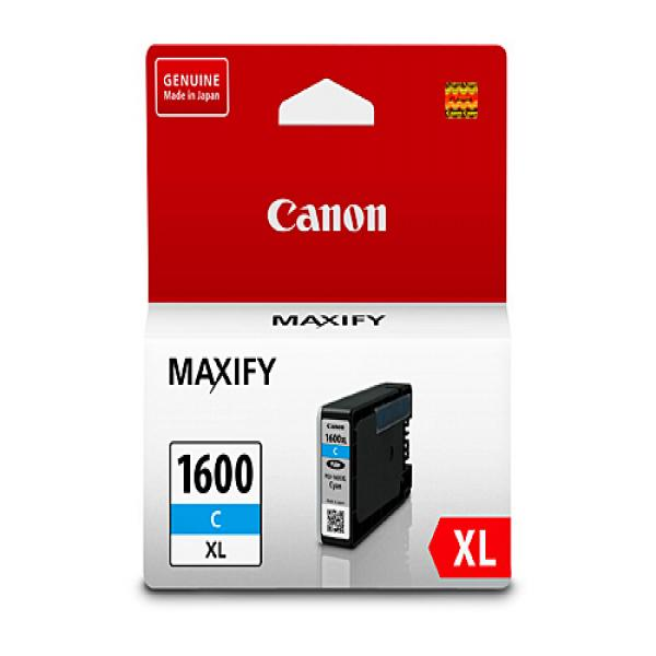Canon PGI-1600XLC Cyan Ink Cartridge