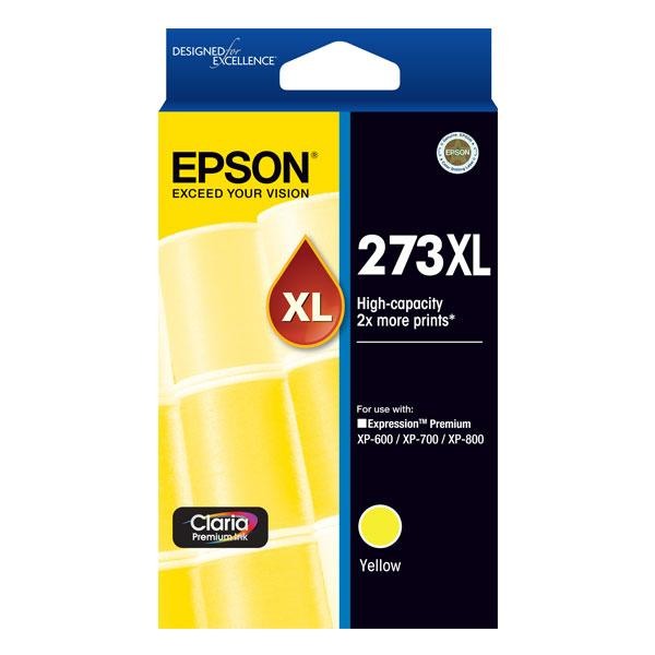 Epson 273XL Yellow Ink Cartridge