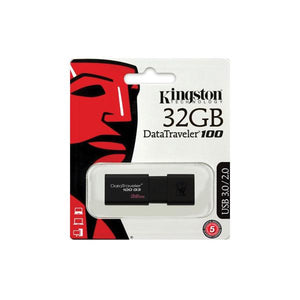 Kingston USB 3.0 Flash Drive 32GB
