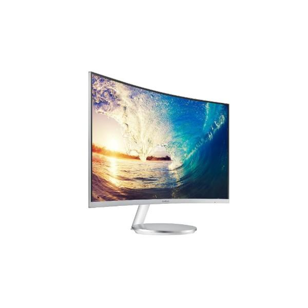 "Samsung Full HD 27"" Curved Monitor"