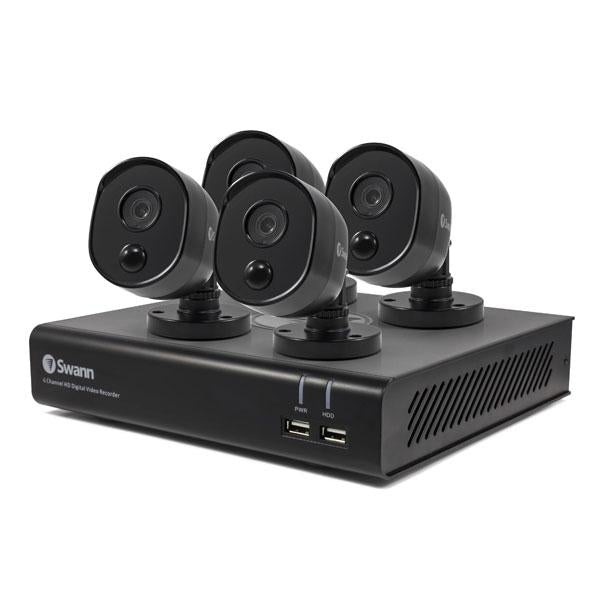 Swann 4 Channel Security System
