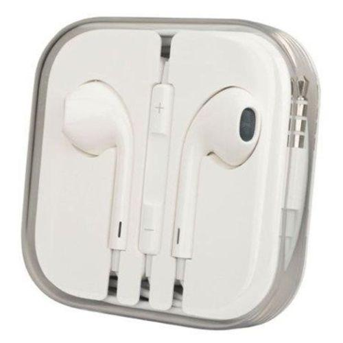 IPhone 5 5S 5C 6 6S Plus EarPods Earphones - White