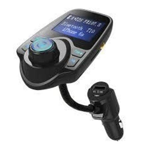 Bluetooth Hands Free Car charger Kit with MP3 Player