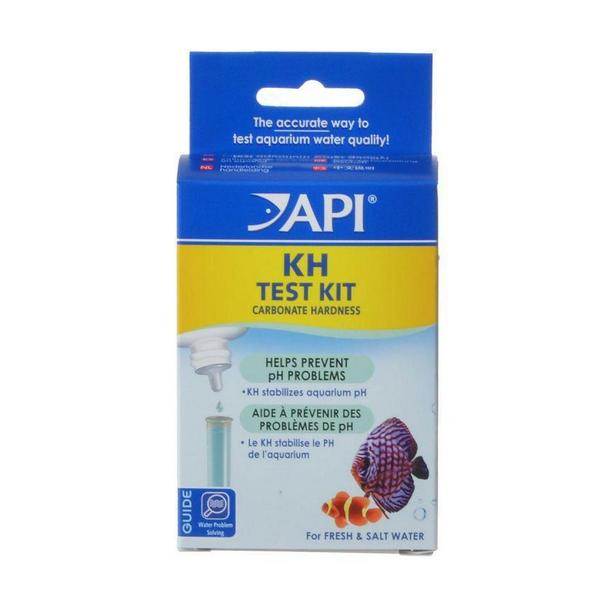 API Carbonate Test Kit - Fresh & Saltwater - Carbonate Test Kit - Giftscircle