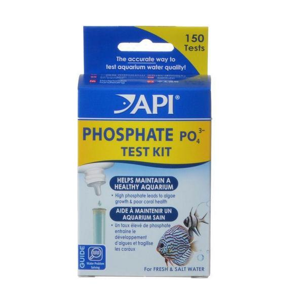 API Phosphate Test Kit - 150 Tests Liquid - Giftscircle