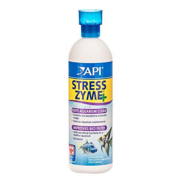API Stress Zyme Plus - 16 oz (Treats 960 Gallons) - Giftscircle
