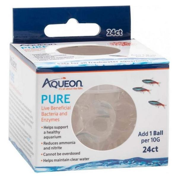 Aqueon Pure Bacteria Supplement - 24 count - Giftscircle