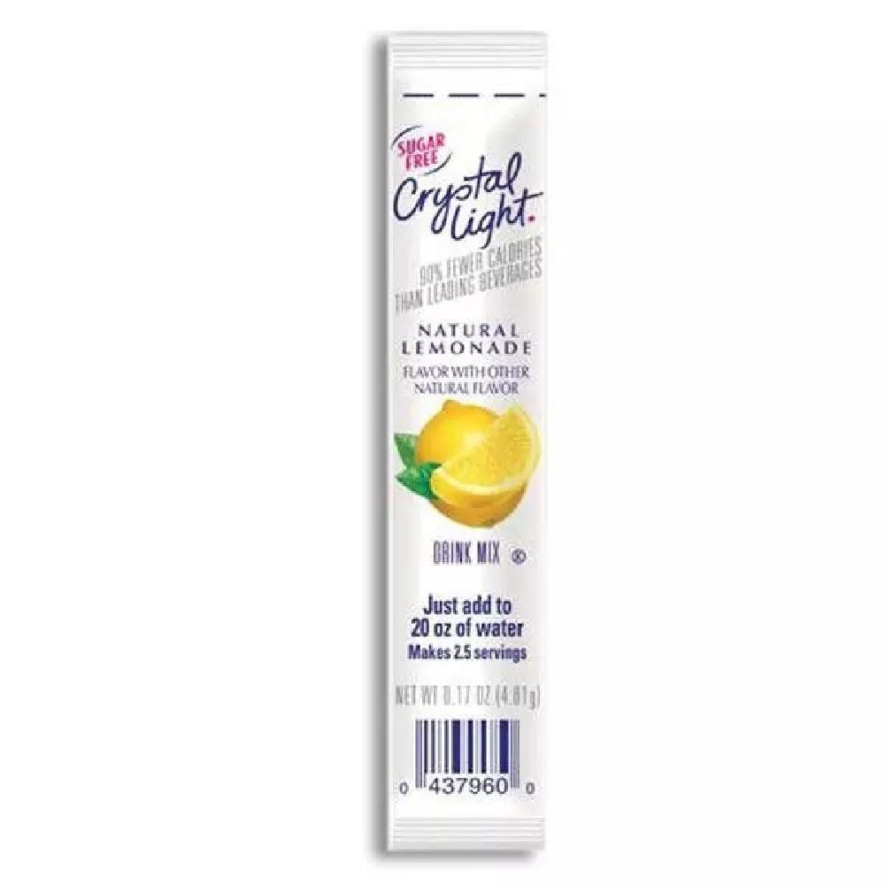 Crystal Light OnTheGo - Lemonade - Giftscircle