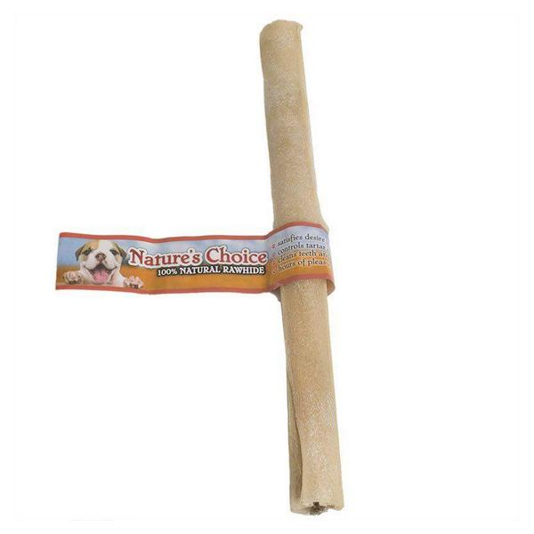 "Loving Pets Nature's Choice Pressed Rawhide Stick - Large - (10"" Stick) - Giftscircle"