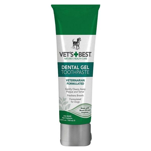 Vets Best Dental Gel Toothpaste for Dogs - 3.5 fl oz - Giftscircle