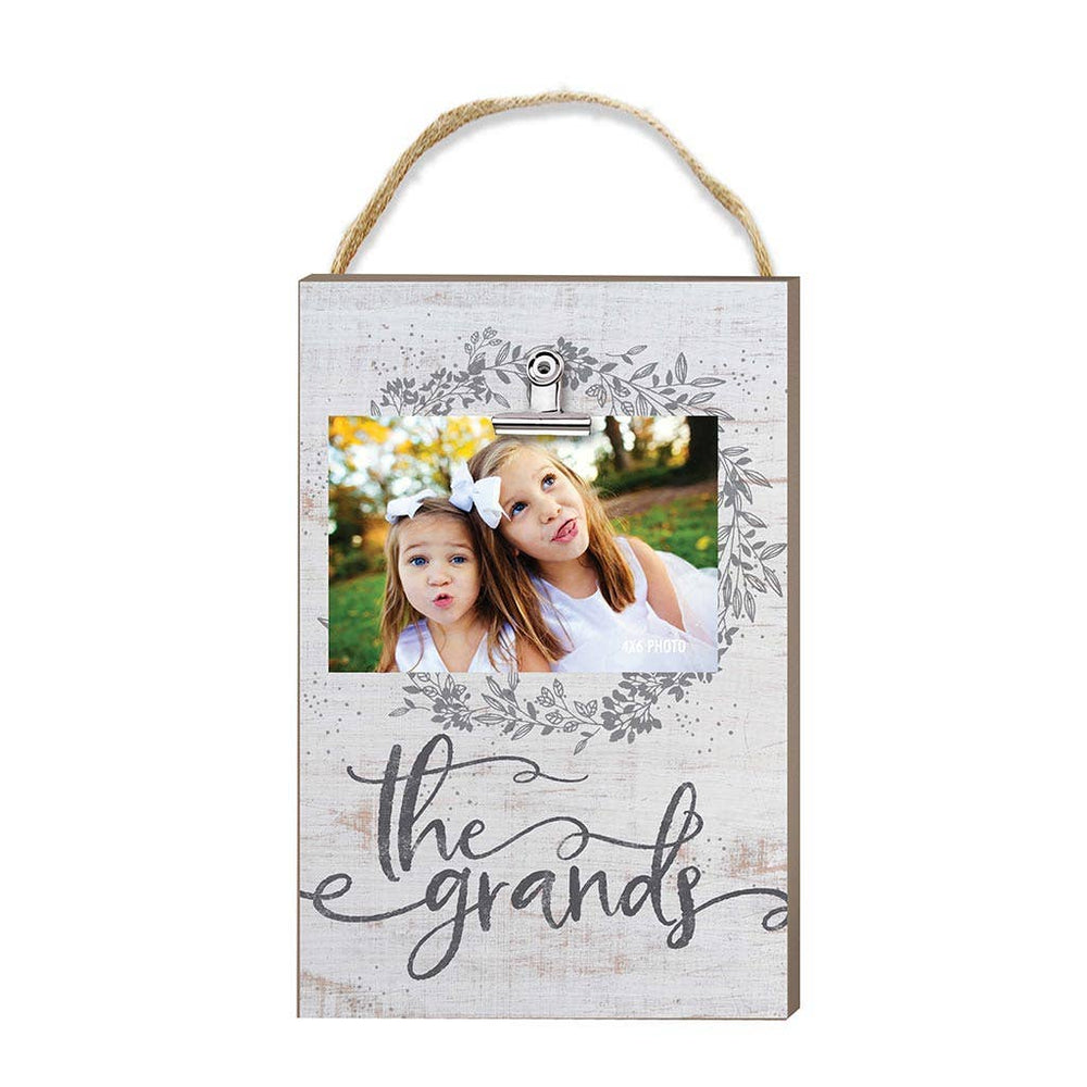 The Grands Hanging Clip Photo Frame