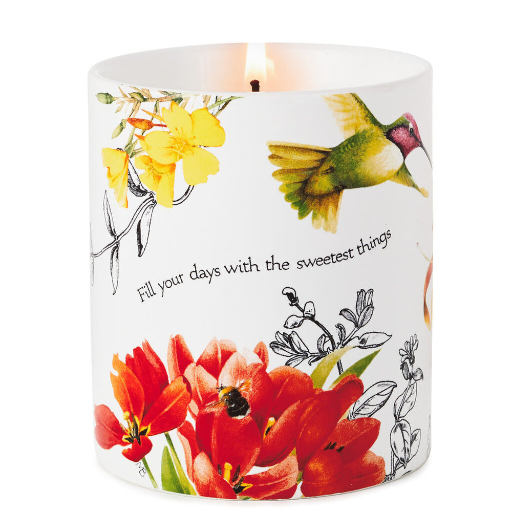 Marjolein Bastin Sweet Nectar and Sunshine Scented Candle, 12 oz.