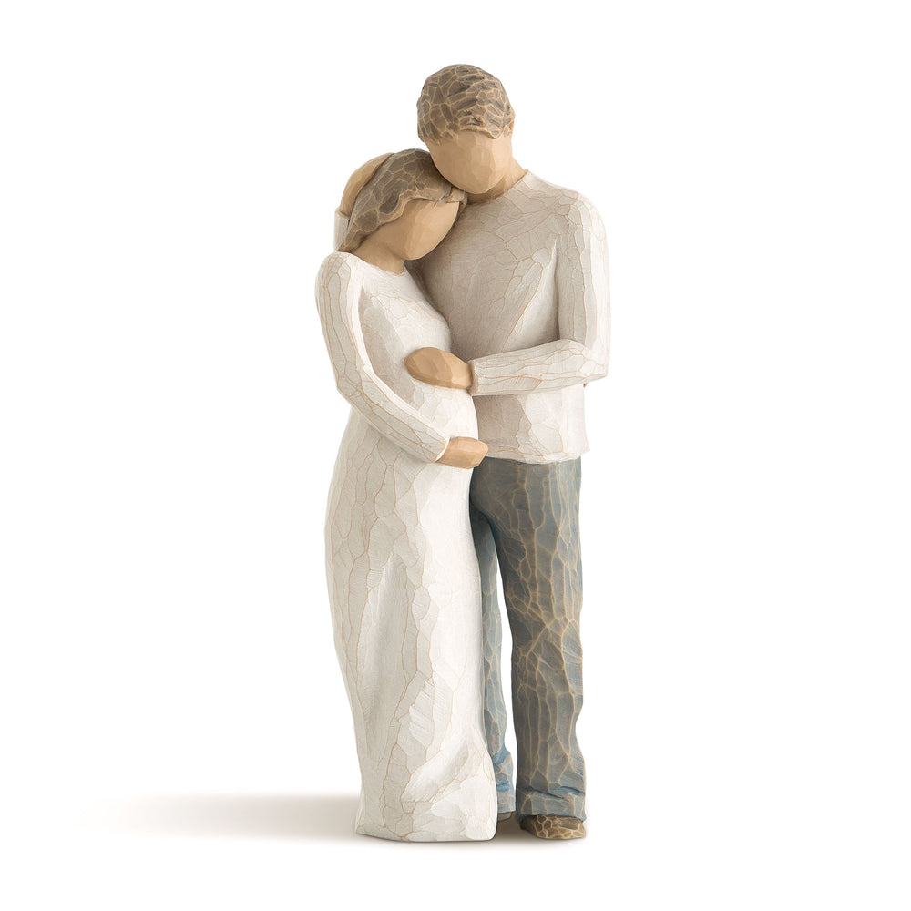 Willow Tree Home Pregnancy New Baby Figurine
