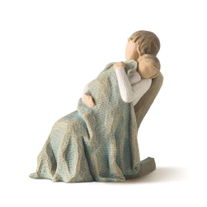 Willow Tree The Quilt Family Figurine