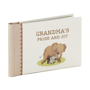 Grandma's Pride and Joy Brag Book Photo Album