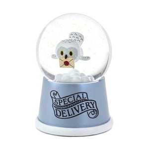 Harry Potter Hedwig Special Delivery Musical Snow Globe