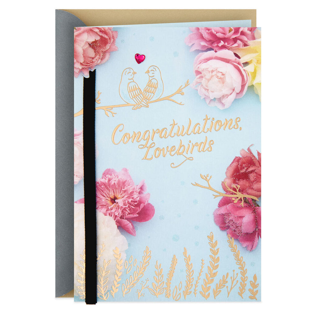 Load image into Gallery viewer, Love Birds Anniversary Card