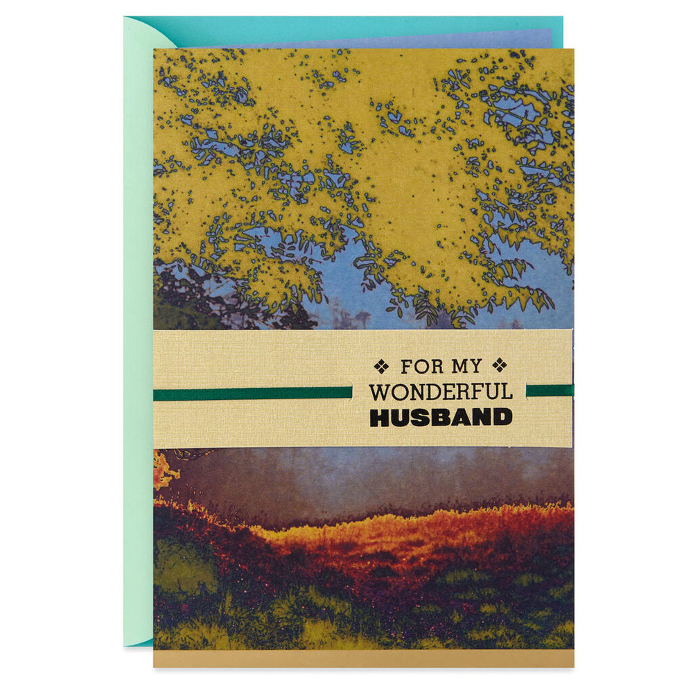 Load image into Gallery viewer, Husband - Always Together Birthday Card