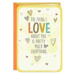 Everything About You Card