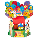Peanuts Happy Dance Pop Up Birthday Card