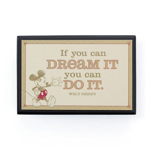 Load image into Gallery viewer, Disney If You Can Dream It… Small Plaque