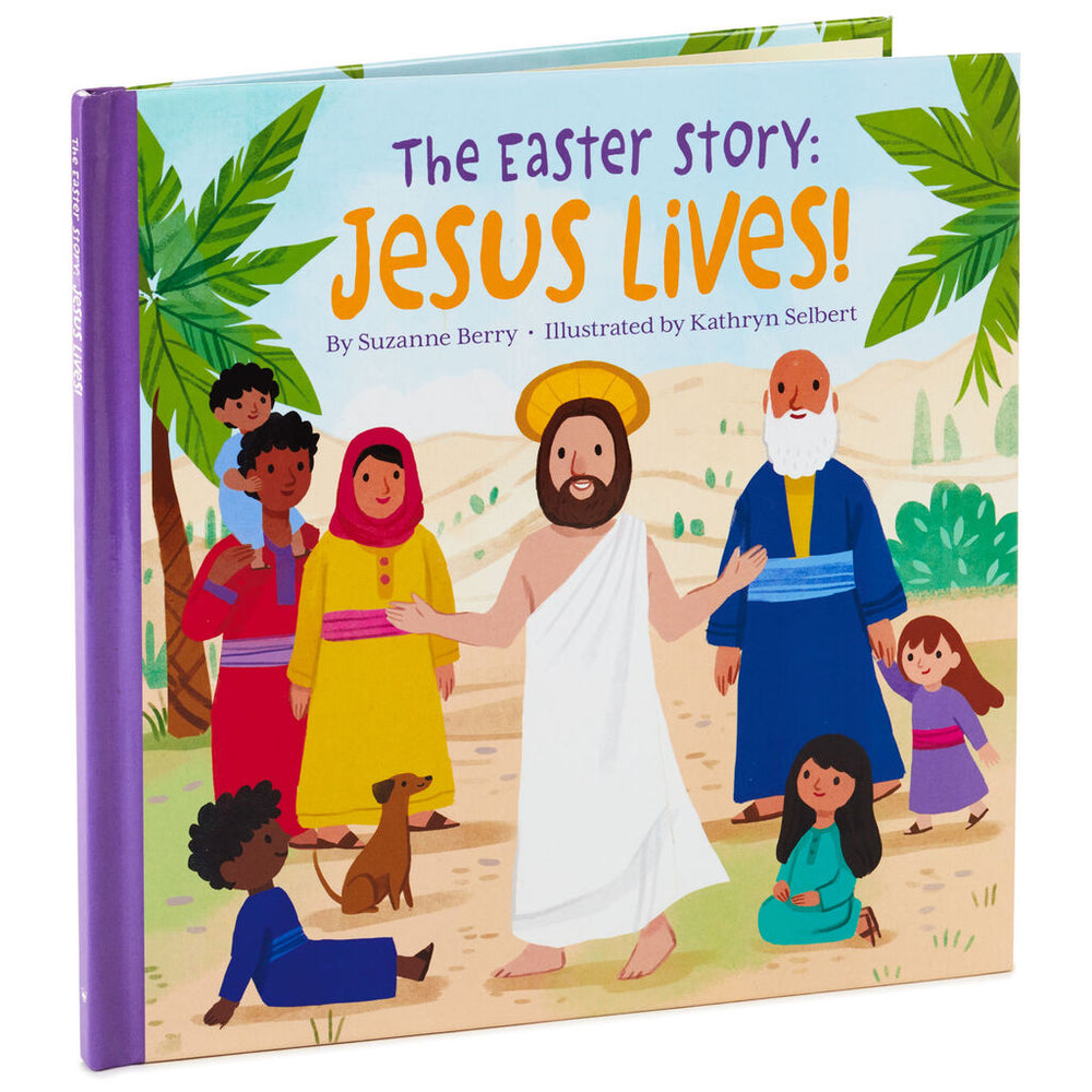 The Easter Story Book