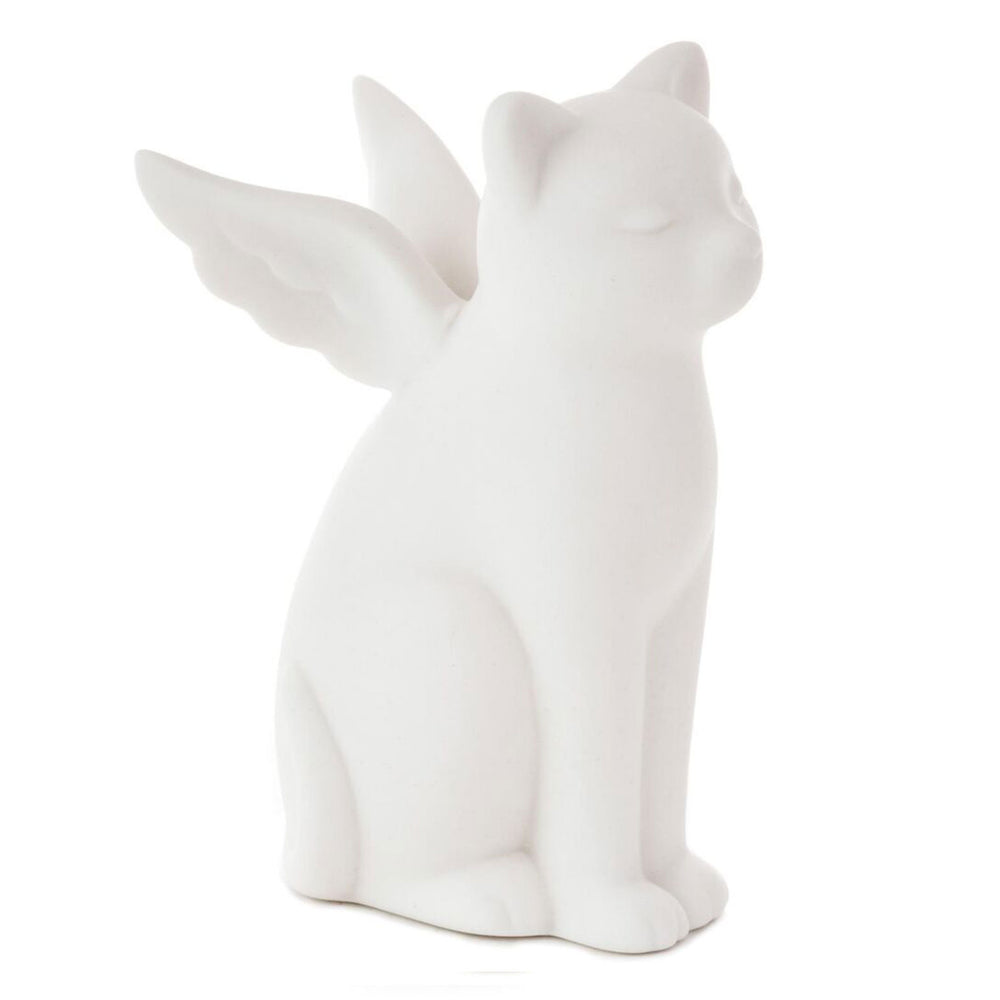 Load image into Gallery viewer, Cat Angel Figurine