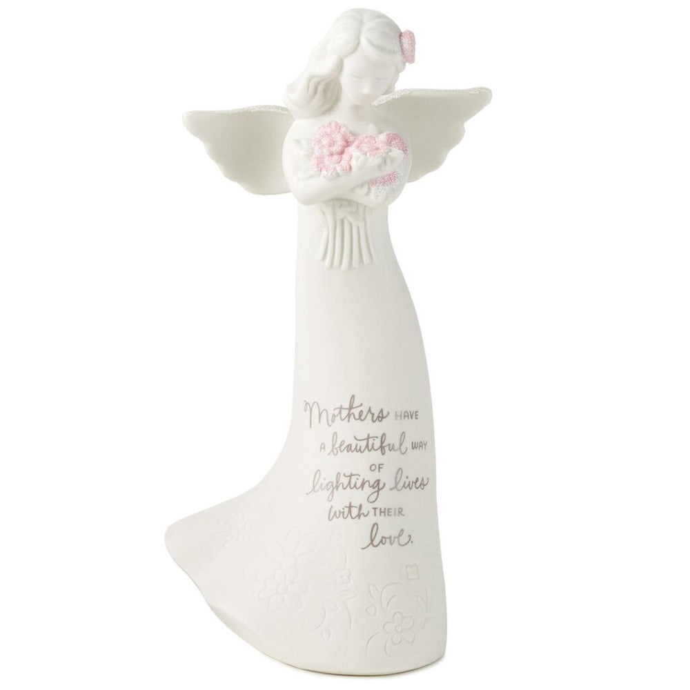 Mother's Light and Love Angel Figurine