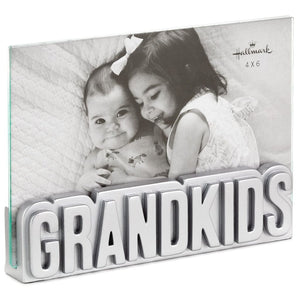 Load image into Gallery viewer, Grandkids Picture Frame, 4x6