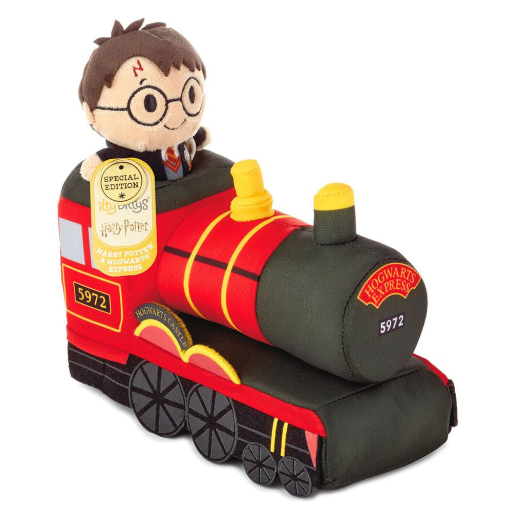 itty bittys Harry Potter and Hogwarts Express Stuffed Animal Set