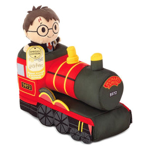 Load image into Gallery viewer, itty bittys Harry Potter and Hogwarts Express Stuffed Animal Set