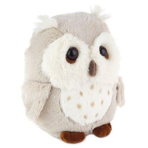 Baby Owl Stuffed Animal, 6.5""
