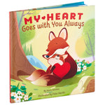 My Heart Goes With You Always Book