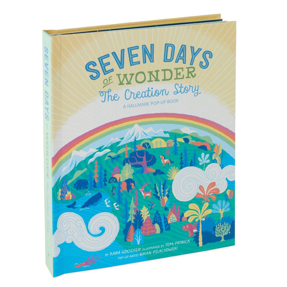 7 Days of Wonder The Creation Story Pop-Up Book