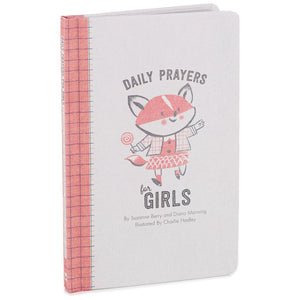 Daily Prayers for Girls Book