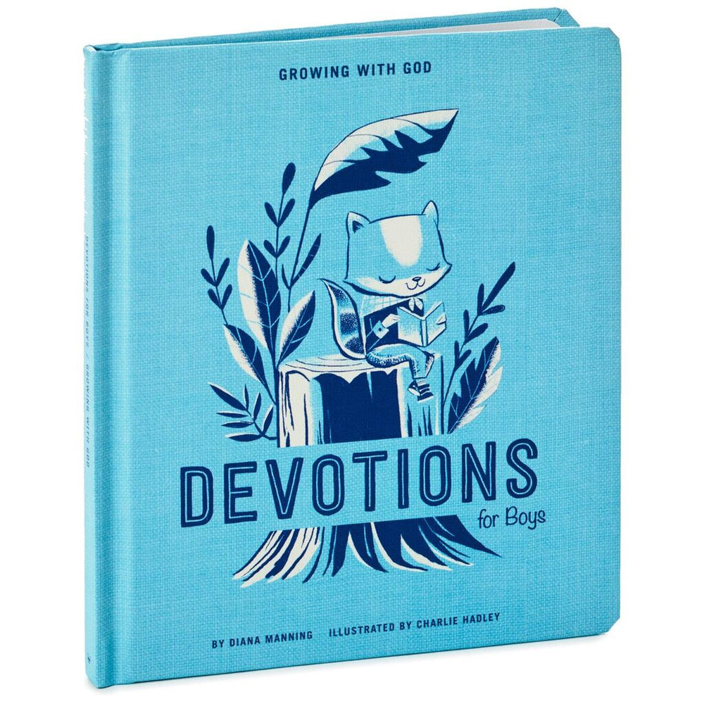 Devotions for Boys Book