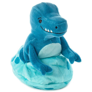 Load image into Gallery viewer, Dinosaur Inside-Out Stuffed Animal, 5.5""