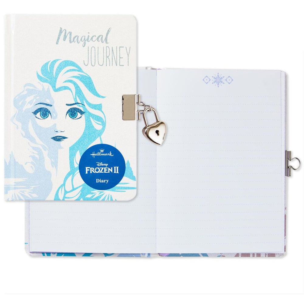 Disney Frozen 2 Elsa and Anna Magical Journey Diary