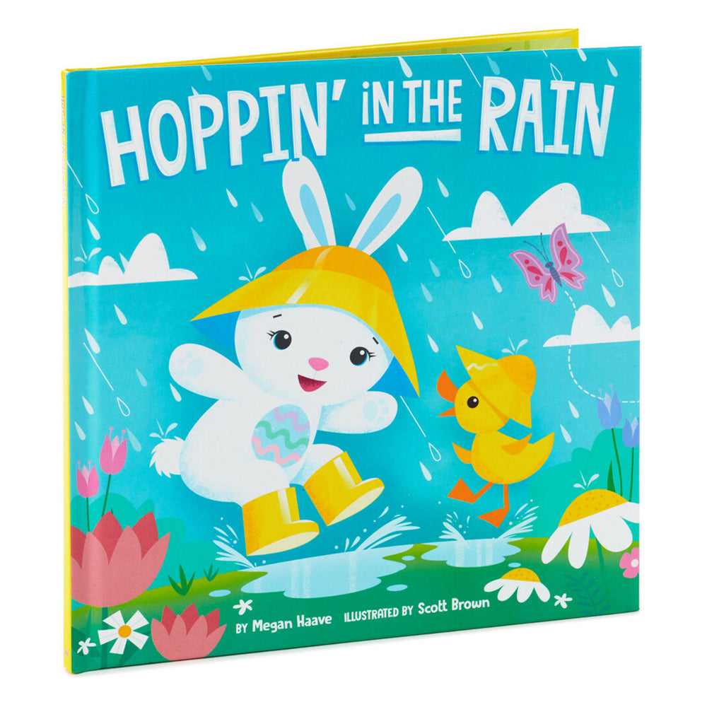 Hoppin' in the Rain Book